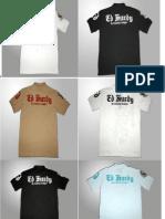 ED man t-shirt (g24)