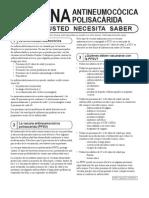 polisacarida neumococo