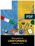 Regulamento Uniforme DSA 2011
