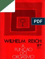 Wilhelm Reich - A Função do Orgasmo