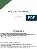 Note Di Termodinamica_rev