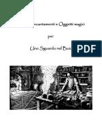 Usnb Formule Incantamenti e Oggetti Magici