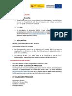 Organización 2021-2022 Para Entregar en Claustro