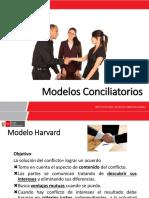 MODELOS CONCILIATORIOS