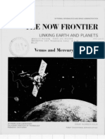 The Now Frontier Linking Earth and Planets Venus and Mercury Encounters