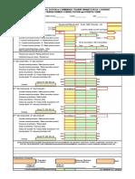 CT consultation form