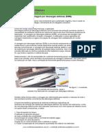 TECNOLOGIA de usinagem por descargas elétricas _EDM_.