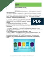 Plásticos suas características , comparação com metal e principais tipos de aditivos e aplicações