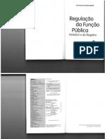A Regulação da Função Notarial e de Registro (capítulo III) - Luís Paulo Aliende Ribeiro