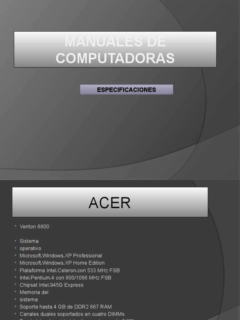 Drivers Update: Acer Veriton 6800 Agere Modem