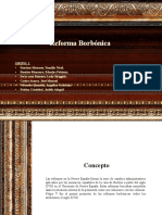 Reforma Borbónica (1) (2)