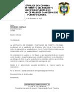 Asociacion Campesina Puerto Colombia