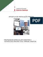 Instalacaçao Eletrica Predial IVANOEL
