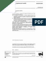 UNI EN ISO 9001-2008 + errata corrige del 31.07.09