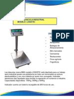 Ficha Tecnica BBG-LOGISTIC
