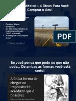 GPS Geodésico - 4 dicas para você comprar o seu!