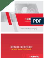 SEGURIDAD y RIESGO ELÉCTRICO MAPFRE ENERO 2018  2y3 Horas