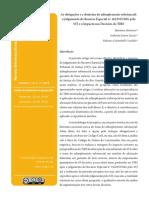 Adimplemento Substancial. REsp. n. 1622555-MG. STJ. Impacto Decisão - Mariana Monteiro - 2018