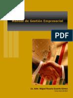 Miguel R. Guanilo Gomez - Manual del Principiante en Gestion Empresarial