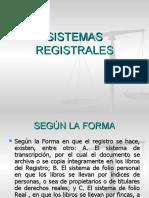 2 SISTEMAS REGISTRALES