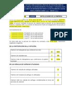 ACTA DE CONCLUSION DEL PROCESO DE ELECCIONES CIHS