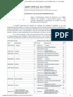 RESOLUÇÃO GECEX Nº 164, DE 22 DE FEVEREIRO DE 2021 - DOU 23.02.21