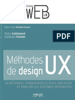 EYROLLES_Methodes_de_design_UX