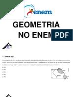 GEOMETRIA NO ENEM - Prof. Policarpo Neto