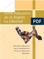 perfil educativo de la libertad
