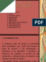 Roteiro Para Elaboração de Projetoscompleto