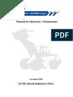 Manual de Operação Pá Carregadeora XCMG LW500BR