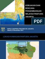 BAPPEDA DKI JAKARTA Paparan Teluk Jakarta Versi2