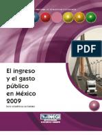 IGPM-2009 finanzas pub mex inegi