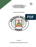 REGULAMENTO UNIFORMES CMT 2020 - 03.09