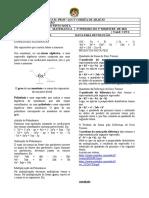 2 atividade de matematica 4 etapa 2 avaliação