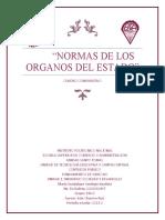 Cuadro Comparativo_Normas de los organos de Estado