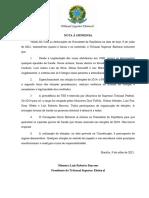 Luís Roberto Barroso - TSE