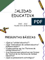 calidadeducativa-140608172421-phpapp01