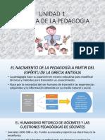HISTORIA DE LA PEDAGOGIA (3)