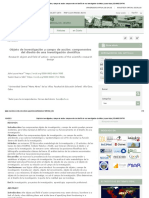 Objeto de investigación y campo de acción_ componentes del diseño de una investigación científica _ Leyva Haza _ EDUMECENTRO