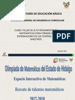 Proyecto OEMAPS 2017_2018