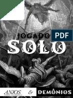 Revista Jogador Solo Junho 2021