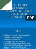 Nr 20- Líquidos Combustíveis, Inflamáveis e Gases-1