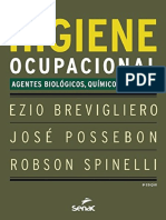 Resumo Higiene Ocupacional Agentes Biologicos Quimicos e Fisicos Ezio Brevigliero Jose Possebon Robson Spinelli