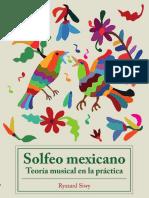 Ryszard Siwy Solfeo mexicano (Muestra)