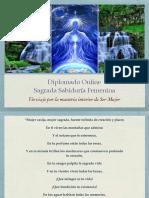 Diplomado Sagrada Sabiduría Femenina online