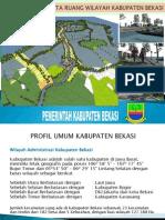 Presentasi Rtrw Kab Bekasi_klhs Teluk Jakarta