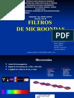 FILTROS DE MICROONDAS