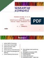 PENGANTAR KONVENSI revisi 2010