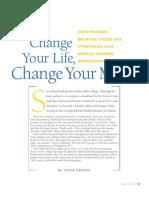 Therapeutic Lifestyle Change